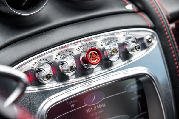 Used 2014 Pagani Huayra Tempesta for sale Call for price at Alfa Romeo of Westport in Westport CT 06880 22