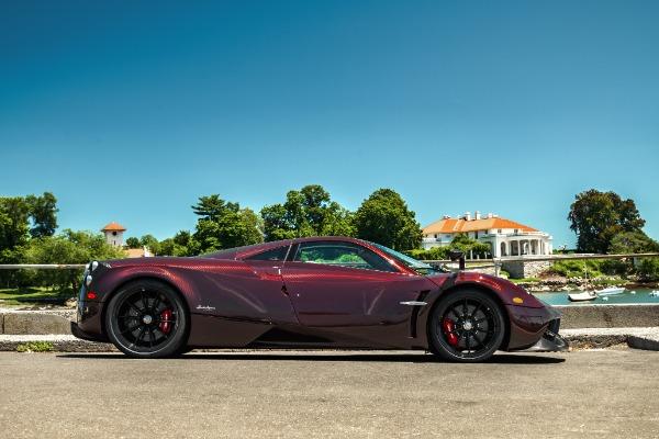 Used 2014 Pagani Huayra Tempesta for sale Call for price at Alfa Romeo of Westport in Westport CT 06880 3