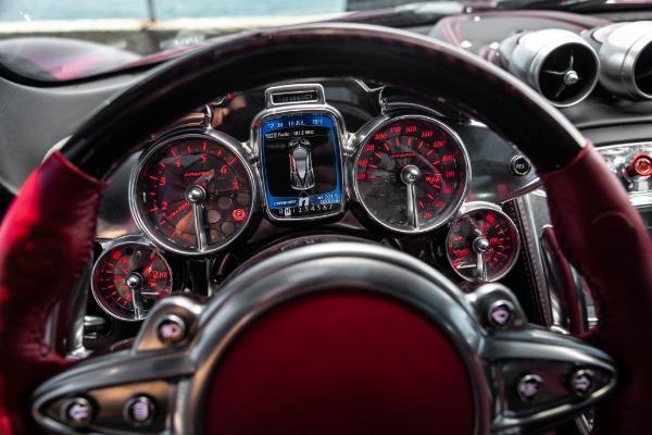 Used 2014 Pagani Huayra Tempesta for sale Call for price at Alfa Romeo of Westport in Westport CT 06880 6