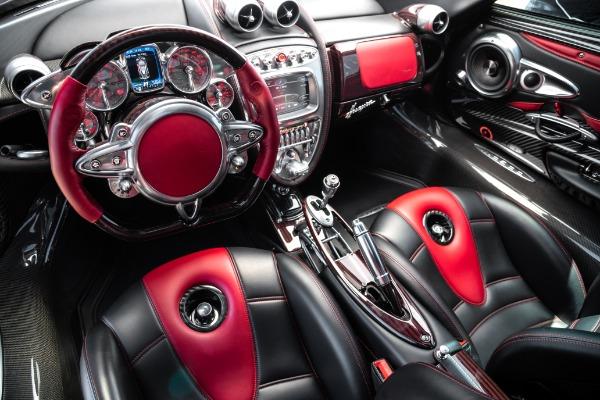 Used 2014 Pagani Huayra Tempesta for sale Call for price at Alfa Romeo of Westport in Westport CT 06880 7