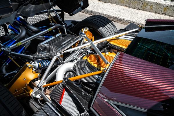 Used 2014 Pagani Huayra Tempesta for sale Call for price at Alfa Romeo of Westport in Westport CT 06880 8
