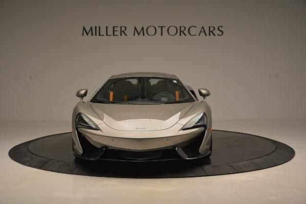 Used 2017 McLaren 570S Coupe for sale Sold at Alfa Romeo of Westport in Westport CT 06880 12