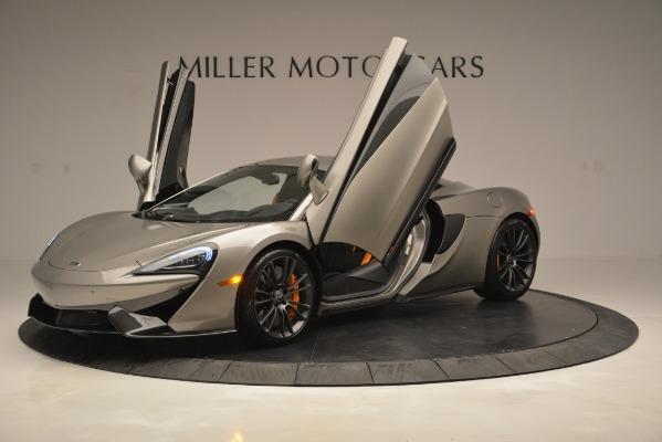 Used 2017 McLaren 570S Coupe for sale Sold at Alfa Romeo of Westport in Westport CT 06880 14