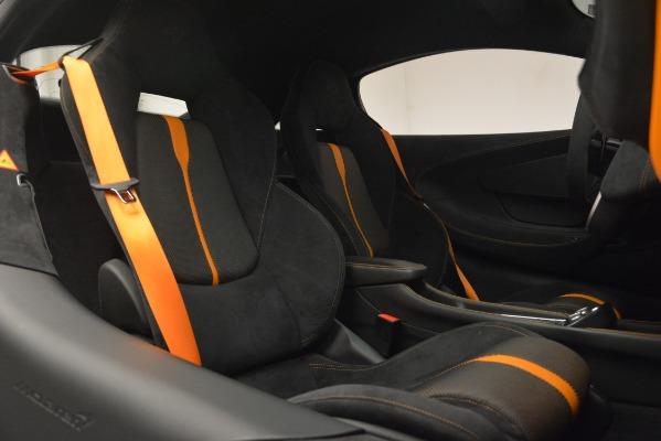Used 2017 McLaren 570S Coupe for sale Sold at Alfa Romeo of Westport in Westport CT 06880 20