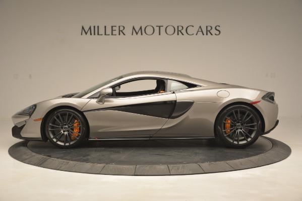 Used 2017 McLaren 570S Coupe for sale Sold at Alfa Romeo of Westport in Westport CT 06880 3