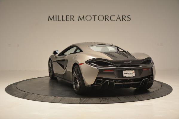 Used 2017 McLaren 570S Coupe for sale Sold at Alfa Romeo of Westport in Westport CT 06880 5