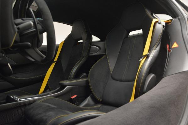 Used 2017 McLaren 570S for sale Sold at Alfa Romeo of Westport in Westport CT 06880 19