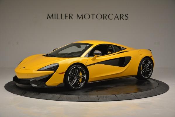 Used 2017 McLaren 570S for sale Sold at Alfa Romeo of Westport in Westport CT 06880 2