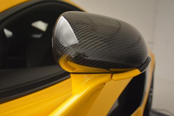 Used 2017 McLaren 570S for sale Sold at Alfa Romeo of Westport in Westport CT 06880 24