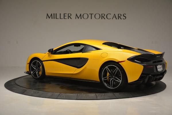 Used 2017 McLaren 570S for sale Sold at Alfa Romeo of Westport in Westport CT 06880 4