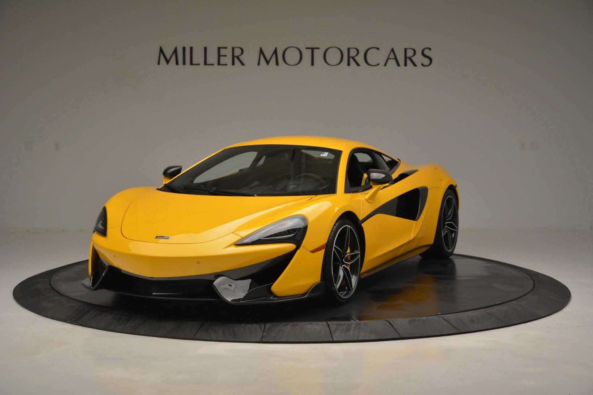 Used 2017 McLaren 570S for sale Sold at Alfa Romeo of Westport in Westport CT 06880 1
