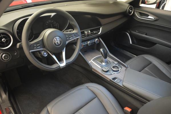 New 2019 Alfa Romeo Giulia Ti Q4 for sale Sold at Alfa Romeo of Westport in Westport CT 06880 14