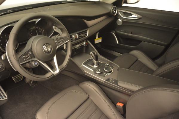 New 2019 Alfa Romeo Giulia Ti Sport Q4 for sale Sold at Alfa Romeo of Westport in Westport CT 06880 13