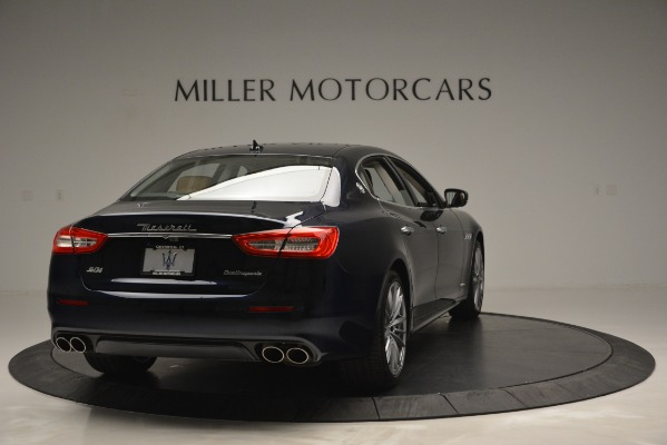 New 2019 Maserati Quattroporte S Q4 GranLusso Edizione Nobile for sale Sold at Alfa Romeo of Westport in Westport CT 06880 10