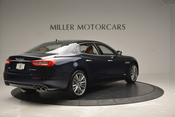 New 2019 Maserati Quattroporte S Q4 GranLusso Edizione Nobile for sale Sold at Alfa Romeo of Westport in Westport CT 06880 11