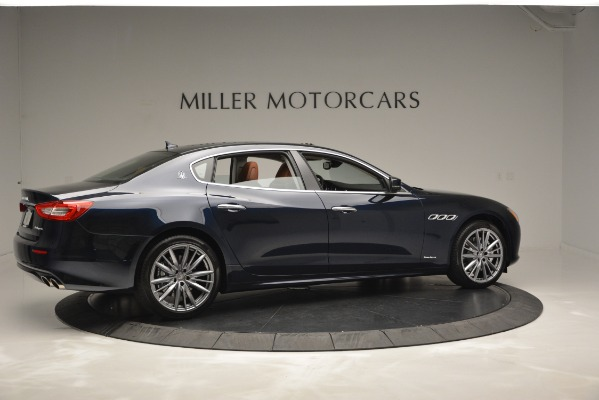 New 2019 Maserati Quattroporte S Q4 GranLusso Edizione Nobile for sale Sold at Alfa Romeo of Westport in Westport CT 06880 12