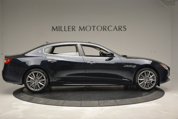 New 2019 Maserati Quattroporte S Q4 GranLusso Edizione Nobile for sale Sold at Alfa Romeo of Westport in Westport CT 06880 13
