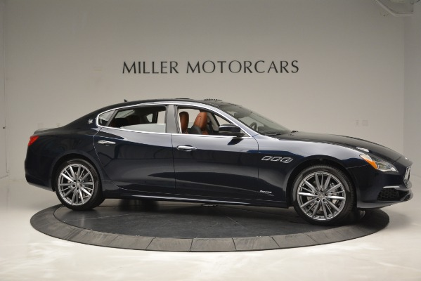 New 2019 Maserati Quattroporte S Q4 GranLusso Edizione Nobile for sale Sold at Alfa Romeo of Westport in Westport CT 06880 14