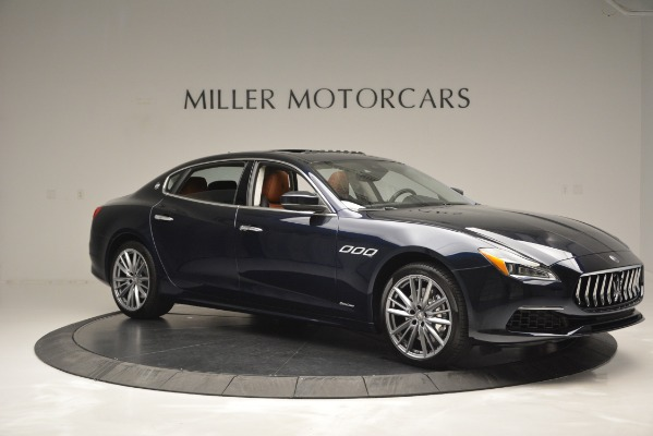 New 2019 Maserati Quattroporte S Q4 GranLusso Edizione Nobile for sale Sold at Alfa Romeo of Westport in Westport CT 06880 15