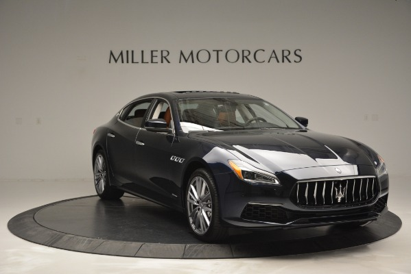 New 2019 Maserati Quattroporte S Q4 GranLusso Edizione Nobile for sale Sold at Alfa Romeo of Westport in Westport CT 06880 17