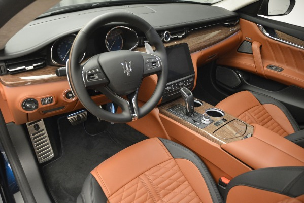 New 2019 Maserati Quattroporte S Q4 GranLusso Edizione Nobile for sale Sold at Alfa Romeo of Westport in Westport CT 06880 19