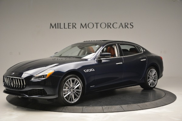 New 2019 Maserati Quattroporte S Q4 GranLusso Edizione Nobile for sale Sold at Alfa Romeo of Westport in Westport CT 06880 2