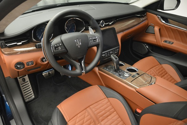 New 2019 Maserati Quattroporte S Q4 GranLusso Edizione Nobile for sale Sold at Alfa Romeo of Westport in Westport CT 06880 20