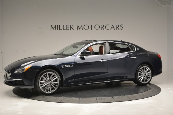 New 2019 Maserati Quattroporte S Q4 GranLusso Edizione Nobile for sale Sold at Alfa Romeo of Westport in Westport CT 06880 3