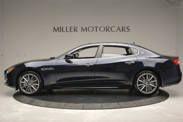 New 2019 Maserati Quattroporte S Q4 GranLusso Edizione Nobile for sale Sold at Alfa Romeo of Westport in Westport CT 06880 4