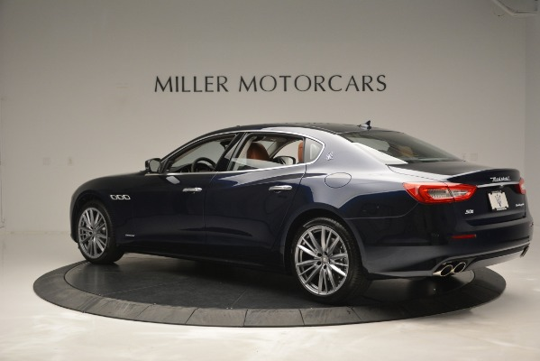 New 2019 Maserati Quattroporte S Q4 GranLusso Edizione Nobile for sale Sold at Alfa Romeo of Westport in Westport CT 06880 6
