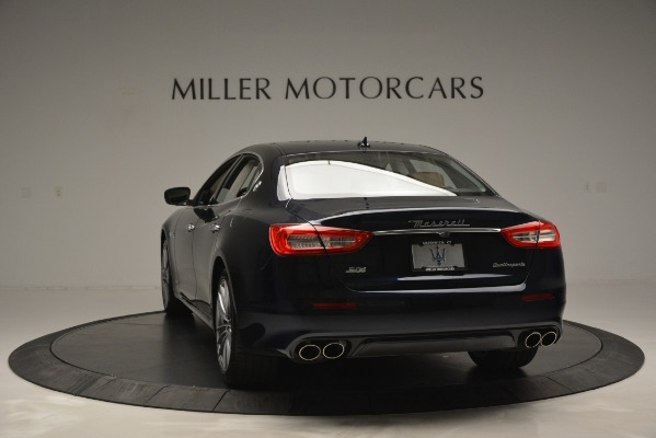 New 2019 Maserati Quattroporte S Q4 GranLusso Edizione Nobile for sale Sold at Alfa Romeo of Westport in Westport CT 06880 8