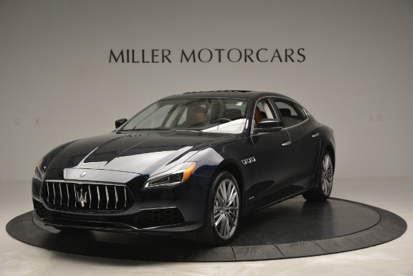 New 2019 Maserati Quattroporte S Q4 GranLusso Edizione Nobile for sale Sold at Alfa Romeo of Westport in Westport CT 06880 1