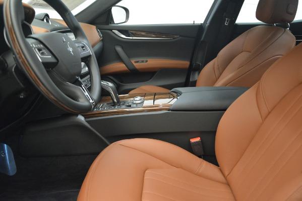 New 2019 Maserati Ghibli S Q4 for sale Sold at Alfa Romeo of Westport in Westport CT 06880 14