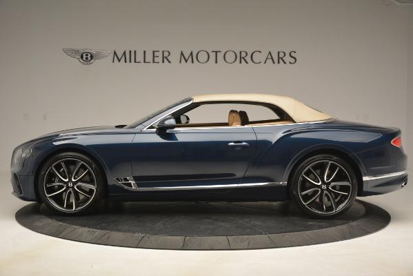 New 2020 Bentley Continental GTC for sale Sold at Alfa Romeo of Westport in Westport CT 06880 16