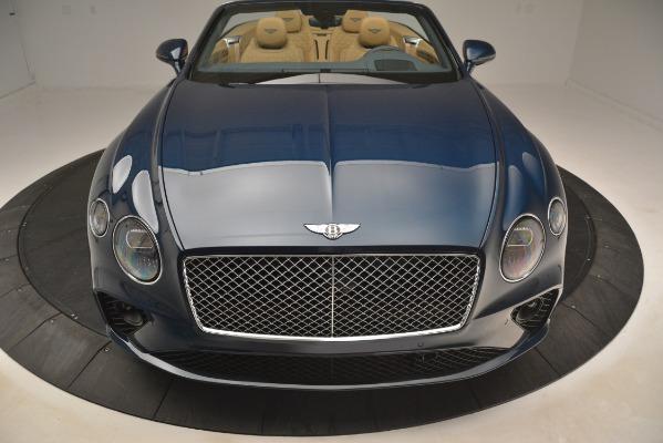 New 2020 Bentley Continental GTC for sale Sold at Alfa Romeo of Westport in Westport CT 06880 21