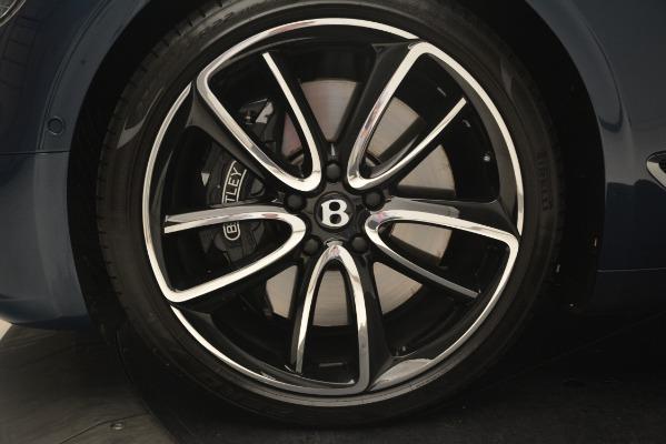 New 2020 Bentley Continental GTC for sale Sold at Alfa Romeo of Westport in Westport CT 06880 23