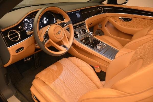 New 2020 Bentley Continental GTC for sale Sold at Alfa Romeo of Westport in Westport CT 06880 28
