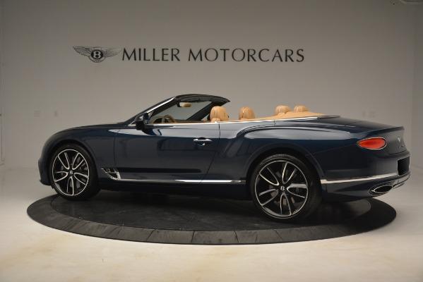 New 2020 Bentley Continental GTC for sale Sold at Alfa Romeo of Westport in Westport CT 06880 4