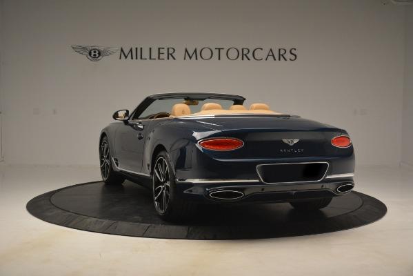 New 2020 Bentley Continental GTC for sale Sold at Alfa Romeo of Westport in Westport CT 06880 5
