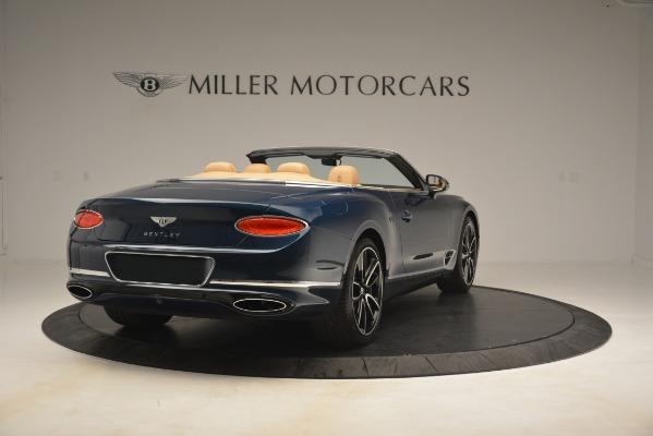 New 2020 Bentley Continental GTC for sale Sold at Alfa Romeo of Westport in Westport CT 06880 7