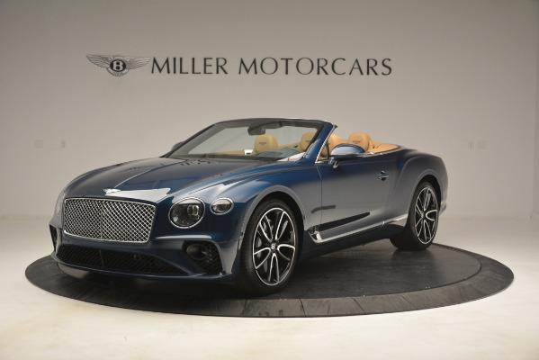 New 2020 Bentley Continental GTC for sale Sold at Alfa Romeo of Westport in Westport CT 06880 1