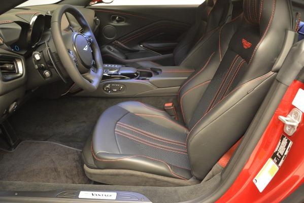 New 2019 Aston Martin Vantage for sale Sold at Alfa Romeo of Westport in Westport CT 06880 17