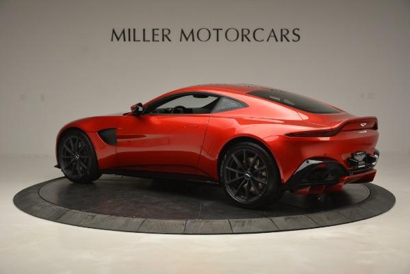 New 2019 Aston Martin Vantage for sale Sold at Alfa Romeo of Westport in Westport CT 06880 4
