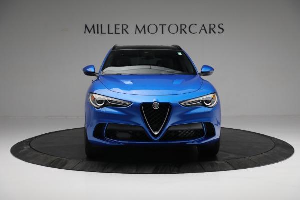 New 2019 Alfa Romeo Stelvio Quadrifoglio for sale Sold at Alfa Romeo of Westport in Westport CT 06880 12