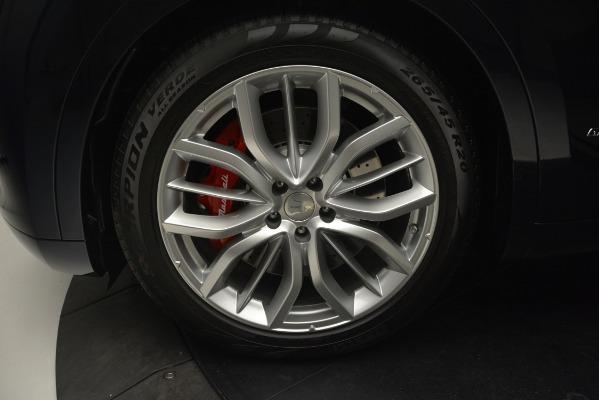 New 2019 Maserati Levante S Q4 GranLusso for sale Sold at Alfa Romeo of Westport in Westport CT 06880 23