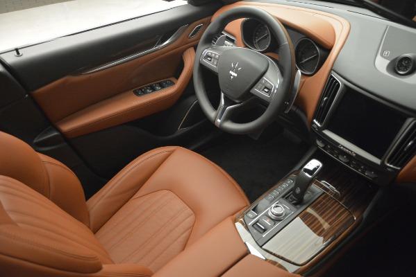 New 2019 Maserati Levante S Q4 GranLusso for sale Sold at Alfa Romeo of Westport in Westport CT 06880 24