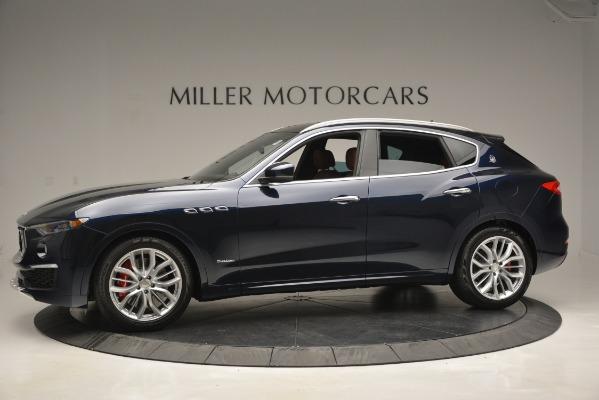 New 2019 Maserati Levante S Q4 GranLusso for sale Sold at Alfa Romeo of Westport in Westport CT 06880 4