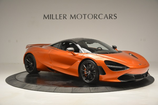 Used 2018 McLaren 720S Coupe for sale Sold at Alfa Romeo of Westport in Westport CT 06880 10