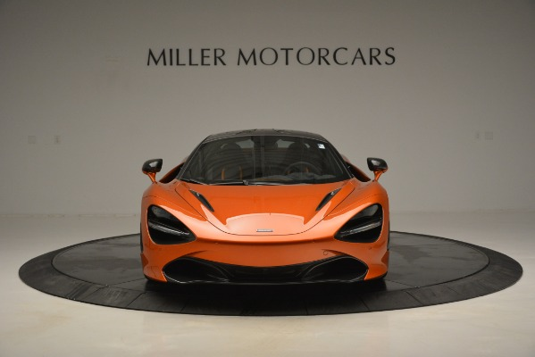 Used 2018 McLaren 720S Coupe for sale Sold at Alfa Romeo of Westport in Westport CT 06880 12