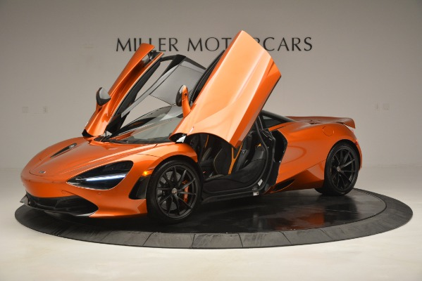 Used 2018 McLaren 720S Coupe for sale Sold at Alfa Romeo of Westport in Westport CT 06880 14